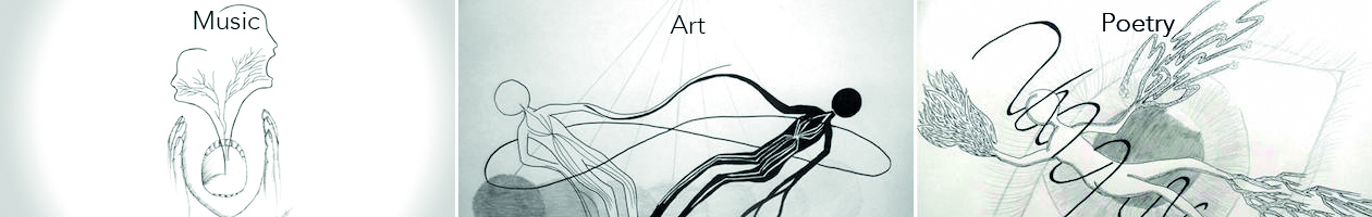 Nonviolenze Music, Art, & Poetry Banner